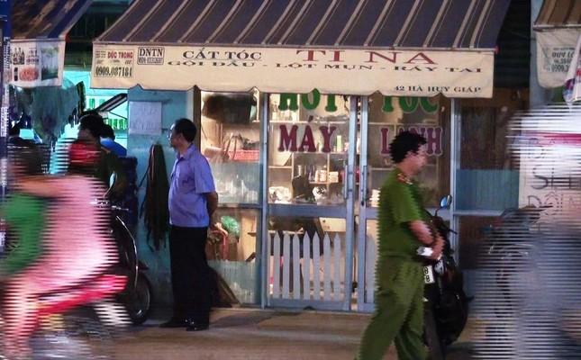 TPHCM: Bà chủ tiệm cắt tóc bị sát hại dã man - anh 1