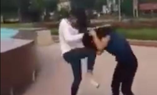 Vụ nữ sinh Thanh Hoá bị đánh hội đồng: Công an vào cuộc - anh 1