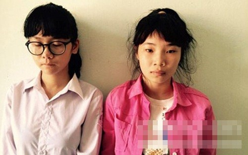 Vụ nữ sinh Thanh Hoá bị đánh hội đồng: Công an vào cuộc - anh 2