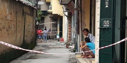 Nổ mìn ở ngõ Thông Phong: Khởi tố vụ án, truy tìm thủ phạm - anh 1