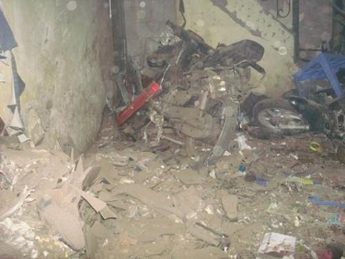 Nổ mìn ở ngõ Thông Phong: Khởi tố vụ án, truy tìm thủ phạm - anh 2