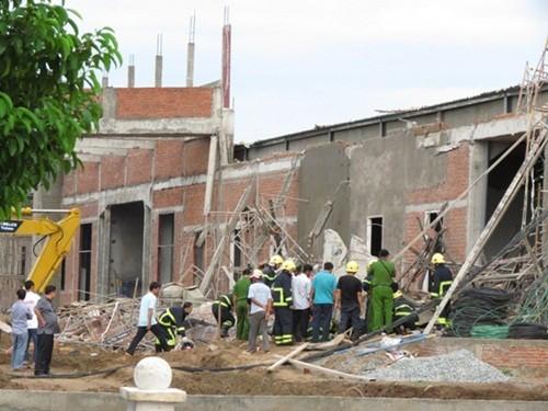 Vụ sập công trình trung tâm hội nghị tại Cần Thơ: Lời kể của nạn nhân - anh 2