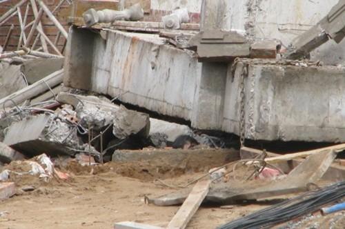 Vụ sập công trình trung tâm hội nghị tại Cần Thơ: Lời kể của nạn nhân - anh 3