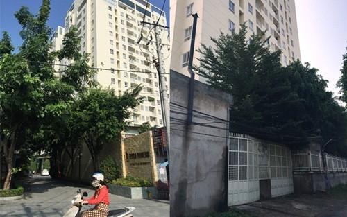 Truy tìm thủ phạm đột nhập Chung cư Tecco Towers, lấy trộm 7 xe máy đắt tiền trong đêm - anh 1