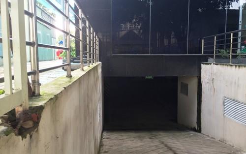 Truy tìm thủ phạm đột nhập Chung cư Tecco Towers, lấy trộm 7 xe máy đắt tiền trong đêm - anh 2