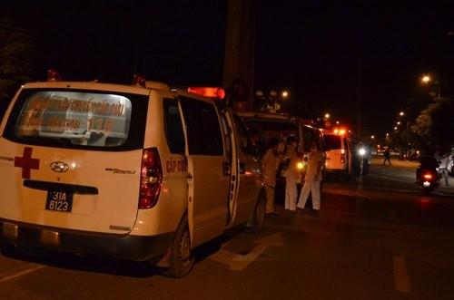 Nhân chứng kể lại khoảnh khắc chung cư Xa La ở Hà Nội bốc cháy - anh 3