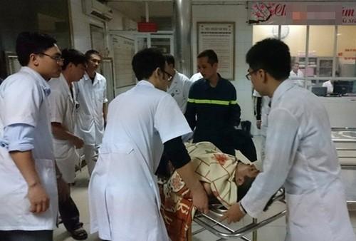 Nhân chứng kể lại khoảnh khắc chung cư Xa La ở Hà Nội bốc cháy - anh 8