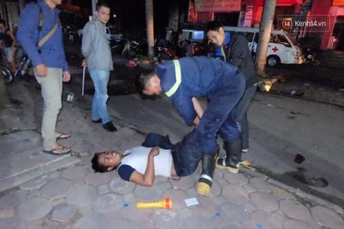 Nhân chứng kể lại khoảnh khắc chung cư Xa La ở Hà Nội bốc cháy - anh 9
