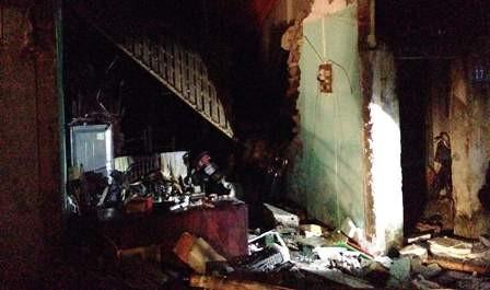 Nguyên nhân ban đầu vụ nổ bình gas tại Nam Định khiến 3 người thương vong - anh 1