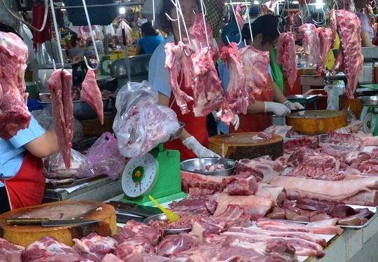Phát hiện nhiều mẫu thịt, rau, thủy sản có chất cấm, hóa chất vượt ngưỡng - anh 1