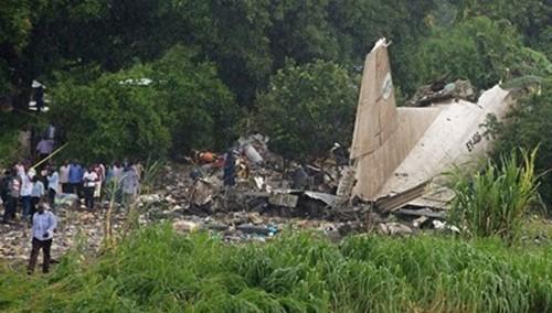 Máy bay Nga rơi tại Nam Sudan: Ít nhất 41 người thiệt mạng - anh 1