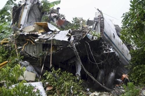 Máy bay Nga rơi tại Nam Sudan: Ít nhất 41 người thiệt mạng - anh 2