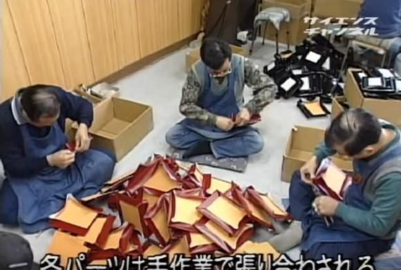 Quy trình làm cặp sách chống gù lưng tại Nhật Bản - anh 7