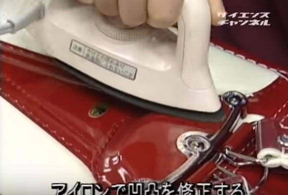Quy trình làm cặp sách chống gù lưng tại Nhật Bản - anh 14