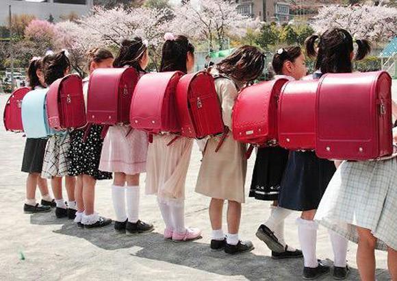 Quy trình làm cặp sách chống gù lưng tại Nhật Bản - anh 16
