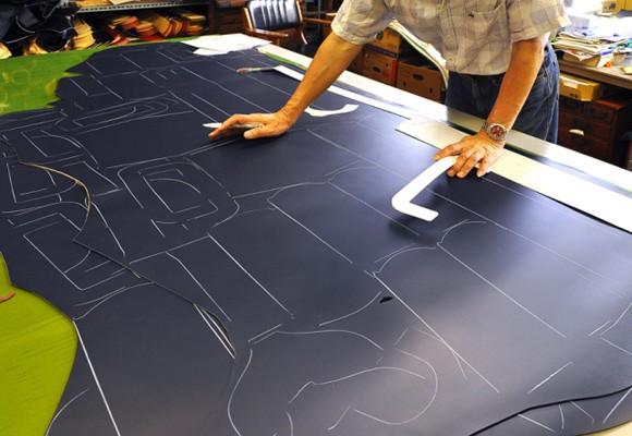 Quy trình làm cặp sách chống gù lưng tại Nhật Bản - anh 2