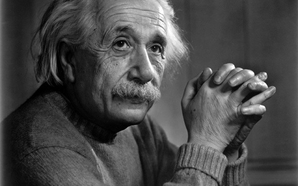 """10 phát ngôn """"để đời"""" về tình yêu, cuộc sống của Albert Einstein - anh 1"""