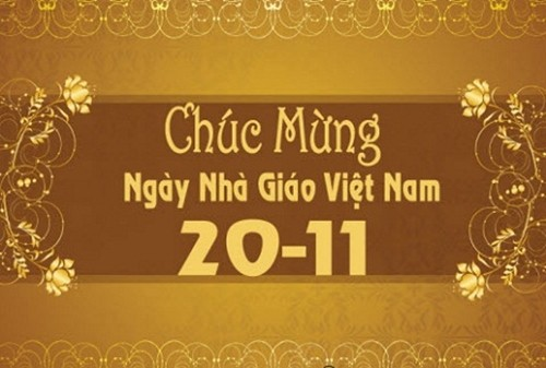 Tổng hợp mẫu thiệp chúc mừng ngày nhà giáo Việt Nam 20/11 - anh 1