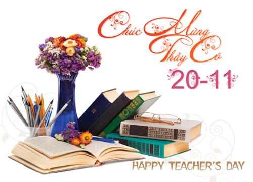 Tổng hợp mẫu thiệp chúc mừng ngày nhà giáo Việt Nam 20/11 - anh 10