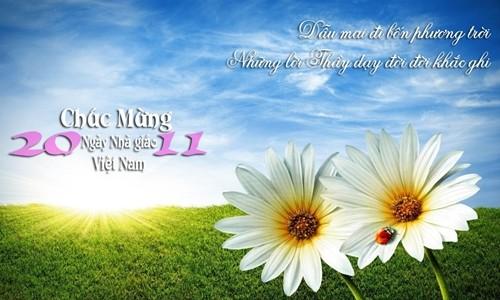 Tổng hợp mẫu thiệp chúc mừng ngày nhà giáo Việt Nam 20/11 - anh 16