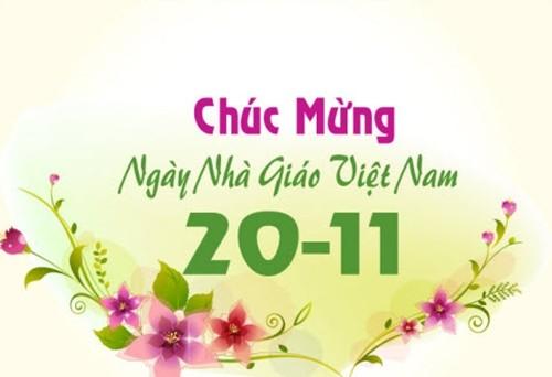 Tổng hợp mẫu thiệp chúc mừng ngày nhà giáo Việt Nam 20/11 - anh 4