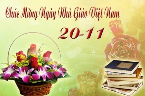 Tổng hợp mẫu thiệp chúc mừng ngày nhà giáo Việt Nam 20/11 - anh 5