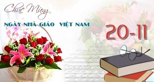 Tổng hợp mẫu thiệp chúc mừng ngày nhà giáo Việt Nam 20/11 - anh 6