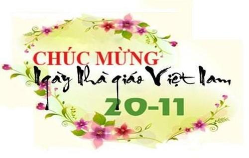 Tổng hợp mẫu thiệp chúc mừng ngày nhà giáo Việt Nam 20/11 - anh 7