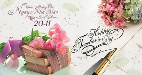 Tổng hợp mẫu thiệp chúc mừng ngày nhà giáo Việt Nam 20/11 - anh 9