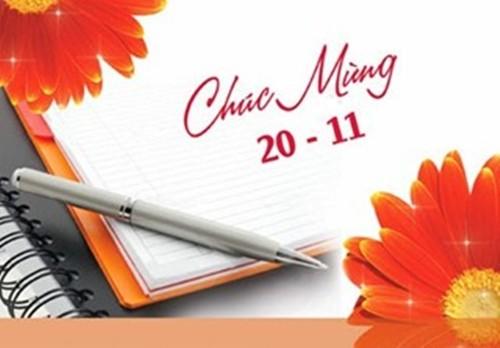 Những câu danh ngôn về thầy cô giáo hay và ý nghĩa cho báo tường 20/11 - anh 3