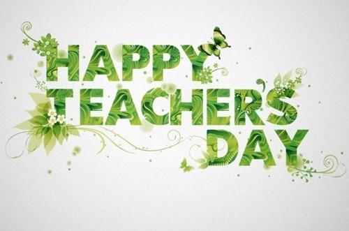 Những bài thơ hay và ý nghĩa nhất về thầy cô giáo cho báo tường 20/11 - anh 2