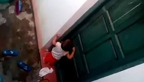 Lạng Sơn: Cô giáo mầm non nhốt trẻ ở ngoài bị sa thải - anh 1