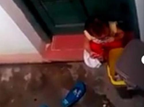 Lạng Sơn: Cô giáo mầm non nhốt trẻ ở ngoài bị sa thải - anh 2