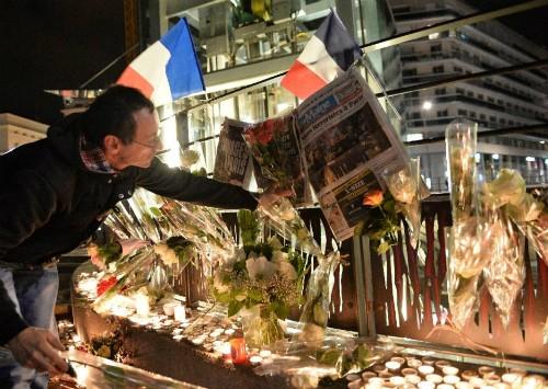 Đôi tình nhân may mắn thoát chết ở Paris nhờ cãi nhau - anh 3