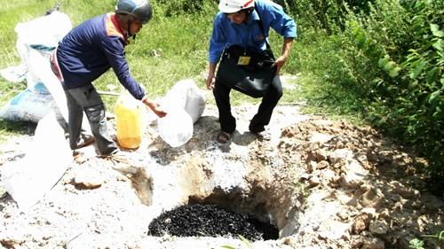 Tin mới nhất vụ 72 kg đỉa khô được vận chuyển từ Campuchia vào Việt Nam - anh 2