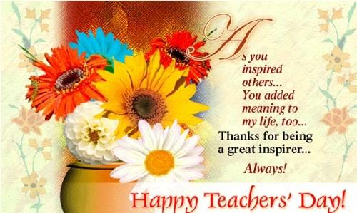 Lời chúc ngày 20/11 bằng tiếng Anh hay nhất gửi tặng thầy cô - anh 1