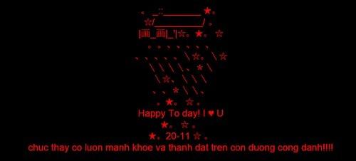 Tin nhắn sms chúc mừng ngày nhà giáo Việt Nam 20/11 ý nghĩa nhất - anh 4