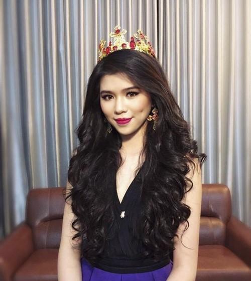 """Cận cảnh nhan sắc của 20 cô gái nổi bật nhất cuộc thi """"Miss du học sinh Việt 2015"""" - anh 10"""