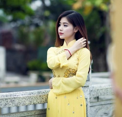 """Cận cảnh nhan sắc của 20 cô gái nổi bật nhất cuộc thi """"Miss du học sinh Việt 2015"""" - anh 11"""