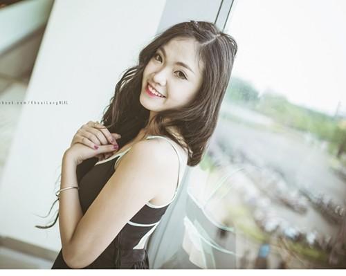 """Cận cảnh nhan sắc của 20 cô gái nổi bật nhất cuộc thi """"Miss du học sinh Việt 2015"""" - anh 13"""