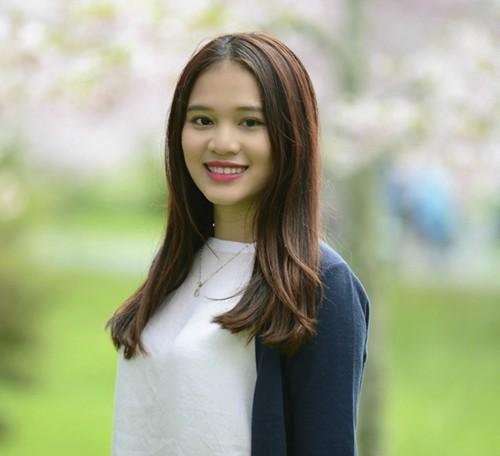 """Cận cảnh nhan sắc của 20 cô gái nổi bật nhất cuộc thi """"Miss du học sinh Việt 2015"""" - anh 15"""