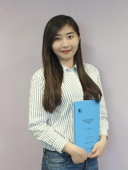 """Cận cảnh nhan sắc của 20 cô gái nổi bật nhất cuộc thi """"Miss du học sinh Việt 2015"""" - anh 18"""