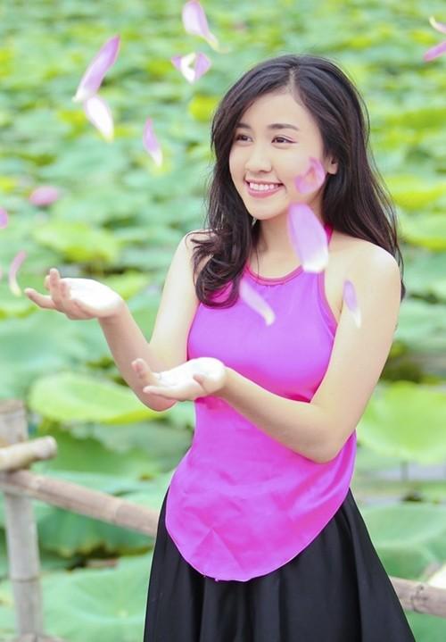 """Cận cảnh nhan sắc của 20 cô gái nổi bật nhất cuộc thi """"Miss du học sinh Việt 2015"""" - anh 4"""