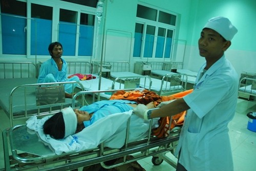 Lời kể nhân chứng vụ tai nạn 14 người thương vong ở Gia Lai - anh 4
