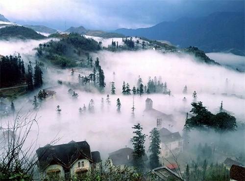 Sapa: Thị trấn huyền bí trong sương mù - anh 8