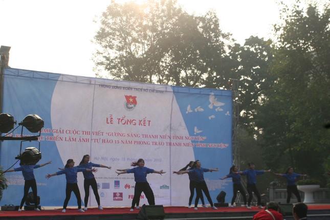 """Phóng viên Ngày Nay online đạt giải cuộc thi viết: """"Gương sáng thanh niên tình nguyện"""" - anh 10"""