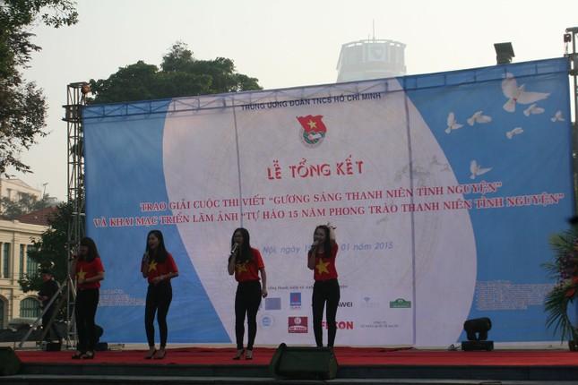 """Phóng viên Ngày Nay online đạt giải cuộc thi viết: """"Gương sáng thanh niên tình nguyện"""" - anh 12"""
