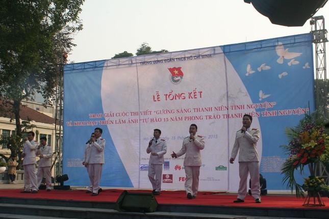 """Phóng viên Ngày Nay online đạt giải cuộc thi viết: """"Gương sáng thanh niên tình nguyện"""" - anh 11"""