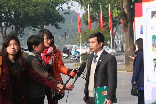 """Phóng viên Ngày Nay online đạt giải cuộc thi viết: """"Gương sáng thanh niên tình nguyện"""" - anh 7"""