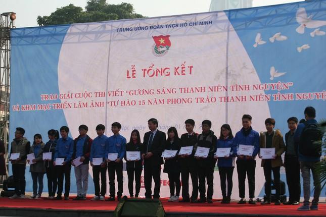 """Phóng viên Ngày Nay online đạt giải cuộc thi viết: """"Gương sáng thanh niên tình nguyện"""" - anh 6"""